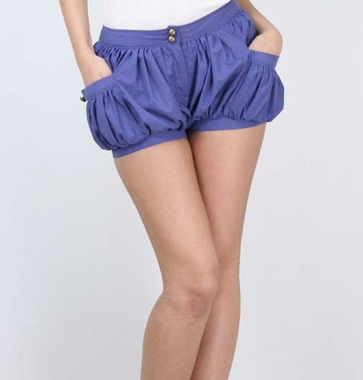 What do I wear to flatter my large thighs? I'm petite and ...
