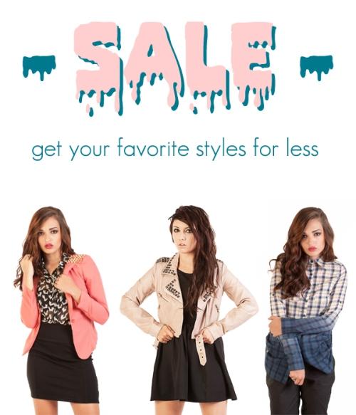 2013 sale